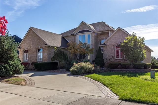13264 Azure Drive, Shelby Twp, MI 48315 (#218102820) :: RE/MAX Classic