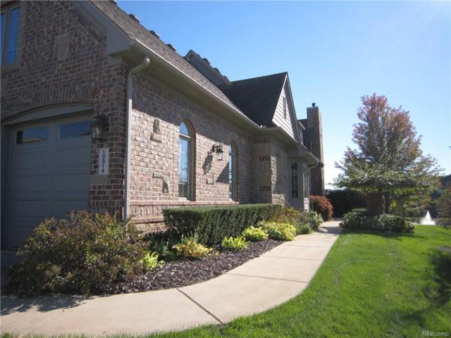 10814 Sparkling Waters Court, Green Oak Twp, MI 48178 (#218102850) :: The Mulvihill Group