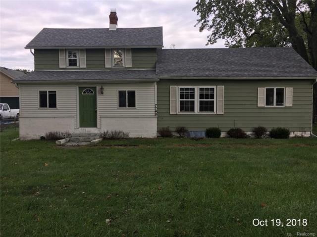 7748 High St, Maybee Vlg, MI 48159 (#218102871) :: RE/MAX Classic
