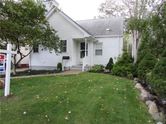 3504 Byrd Street, Dearborn, MI 48124 (#218102896) :: RE/MAX Classic