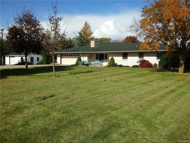 4388 W Ellsworth Road, Lodi Twp, MI 48103 (#218102904) :: The Buckley Jolley Real Estate Team