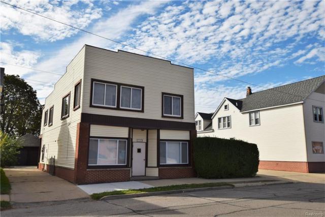 2648 10th Street, Wyandotte, MI 48192 (#218102955) :: RE/MAX Classic