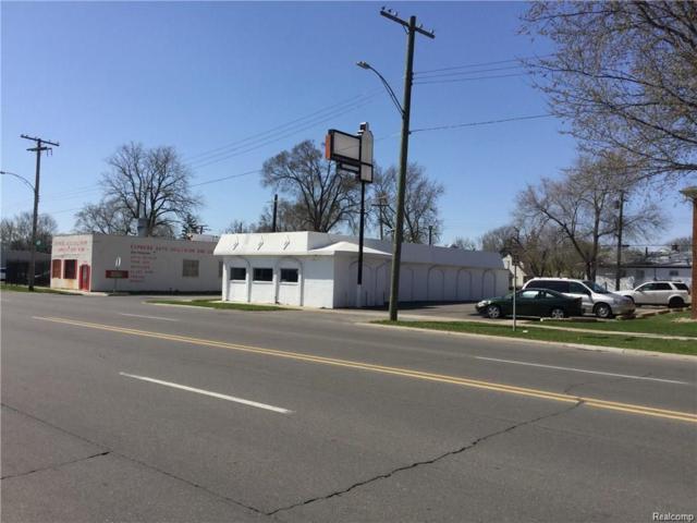 22350 W Warren Avenue, Detroit, MI 48239 (#218102966) :: RE/MAX Classic