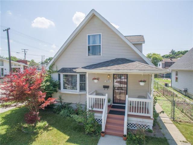 3976 Yemans Street, Hamtramck, MI 48212 (#218102982) :: Duneske Real Estate Advisors