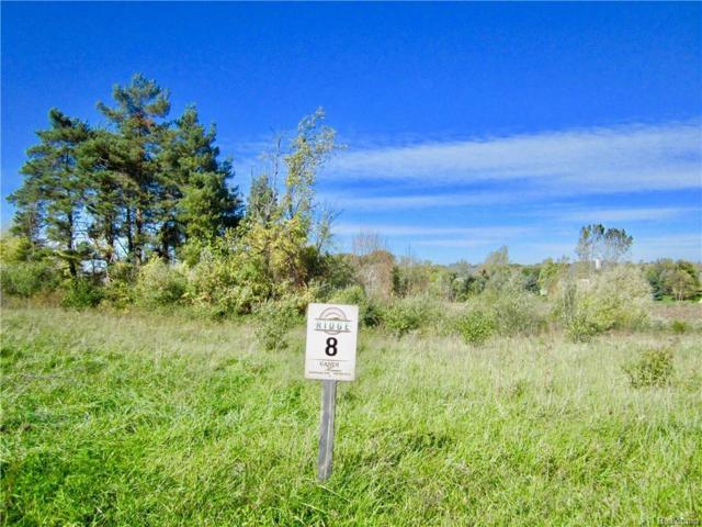 5346 Pebble Beach Drive, Metamora Twp, MI 48455 (#218103076) :: The Buckley Jolley Real Estate Team