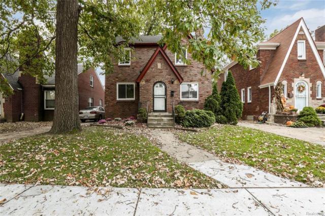 5519 Bishop Street, Detroit, MI 48224 (#218103235) :: RE/MAX Classic