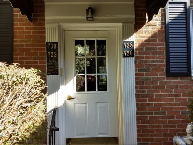 730 E Fox Hills Drive, Bloomfield Twp, MI 48304 (#218103303) :: RE/MAX Classic