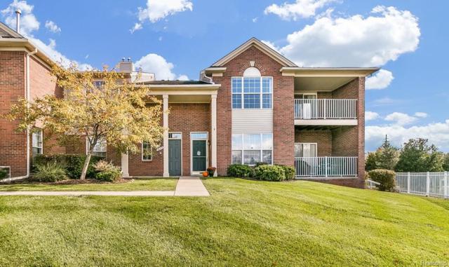 1845 Flagstone Circle, Rochester, MI 48307 (#218103340) :: Keller Williams West Bloomfield