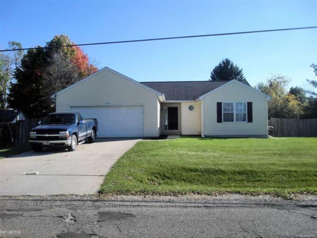 5025 Auker Dr., Grand Blanc, MI 48439 (MLS #58031363525) :: The Toth Team