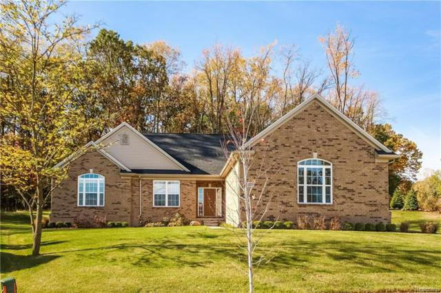 4797 Griswold Road, Lyon Twp, MI 48165 (#218103455) :: RE/MAX Classic