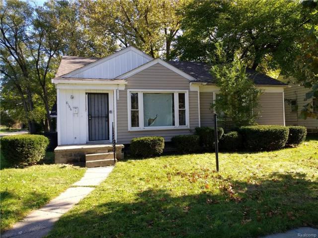 8166 Hubbell Street, Detroit, MI 48228 (#218103503) :: RE/MAX Classic