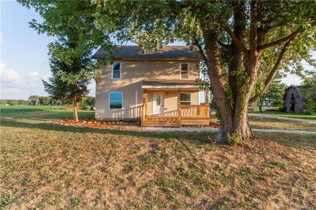 19357 Milwaukee Road, Milan Twp, MI 48160 (#218103554) :: Duneske Real Estate Advisors