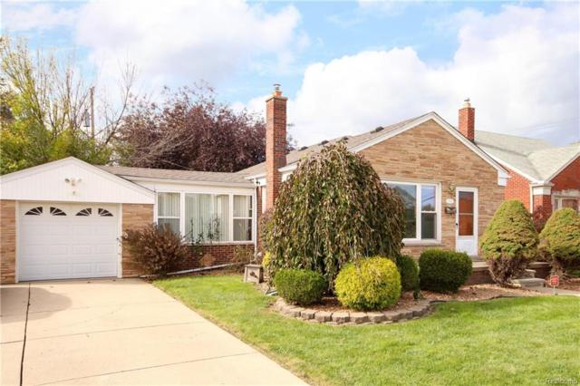 8920 Niver Avenue, Allen Park, MI 48101 (#218103616) :: Duneske Real Estate Advisors