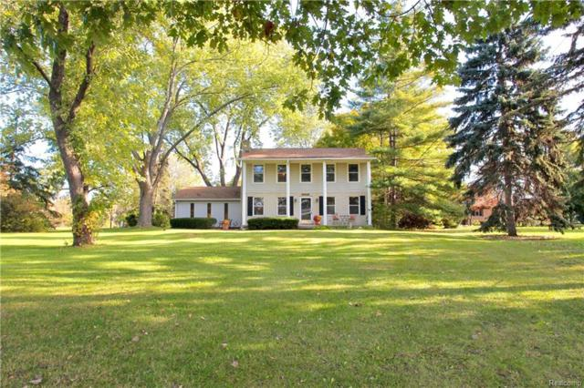 41930 Utica Road, Sterling Heights, MI 48313 (#218103635) :: RE/MAX Classic