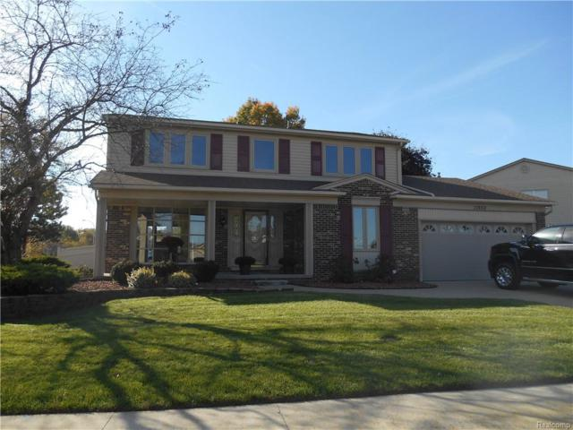 17650 Brentwood Drive, Riverview, MI 48193 (#218103654) :: RE/MAX Classic