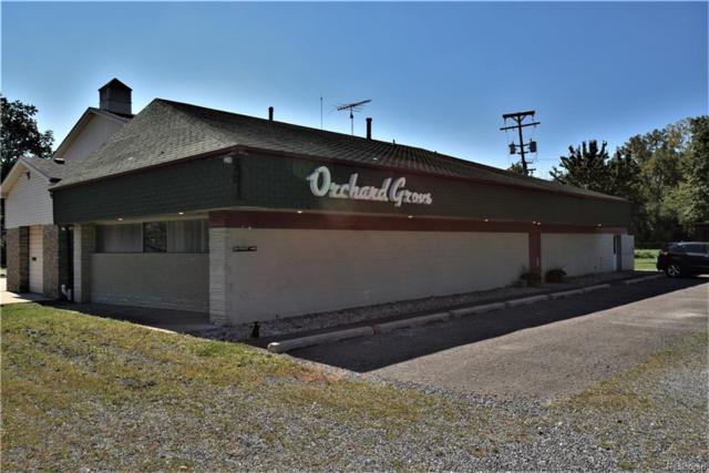 19110 Middlebelt Road, Huron Twp, MI 48174 (#218103657) :: Duneske Real Estate Advisors