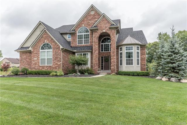 23824 Millwood, Lyon Twp, MI 48178 (#218103747) :: Duneske Real Estate Advisors