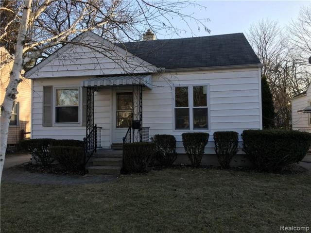 18944 Woodland Street, Harper Woods, MI 48225 (#218103804) :: The Buckley Jolley Real Estate Team