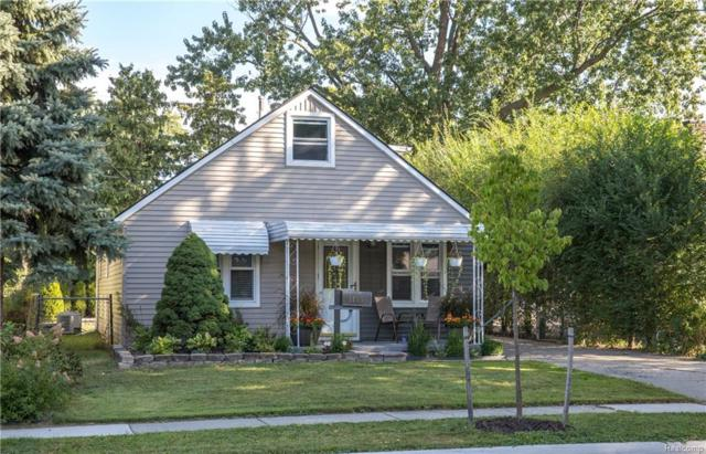 1805 Guthrie Avenue, Royal Oak, MI 48067 (#218103969) :: RE/MAX Classic
