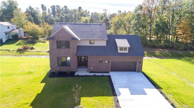 4480 Grass Lake Road, White Lake Twp, MI 48383 (#218103991) :: RE/MAX Classic