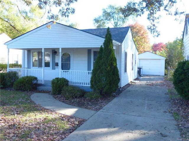 5682 N Linville Street, Westland, MI 48185 (#218104003) :: Duneske Real Estate Advisors