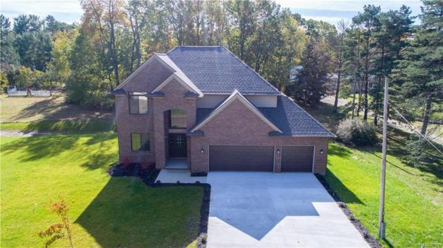 4470 Grass Lake Road, White Lake Twp, MI 48383 (#218104051) :: RE/MAX Classic