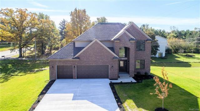 4490 Grass Lake Road, White Lake Twp, MI 48383 (#218104133) :: RE/MAX Classic