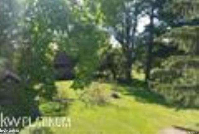 0 W Barnes Lake Road, Deerfield Twp, MI 48421 (#58031363801) :: RE/MAX Nexus