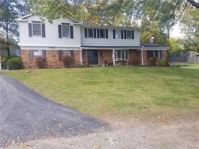 8011 Longview Drive, Independence Twp, MI 48348 (#218104495) :: RE/MAX Classic
