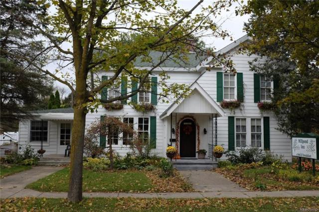 155 N Main Street, City Of The Vlg Of Clarkston, MI 48346 (#218104569) :: Keller Williams West Bloomfield