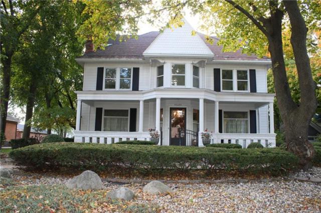45633 Cass Avenue, Utica, MI 48317 (#218104623) :: RE/MAX Classic