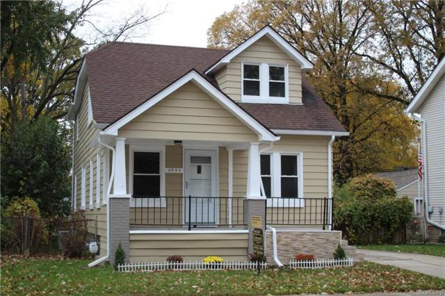 2637 Gardner Avenue, Berkley, MI 48072 (#218104754) :: RE/MAX Classic