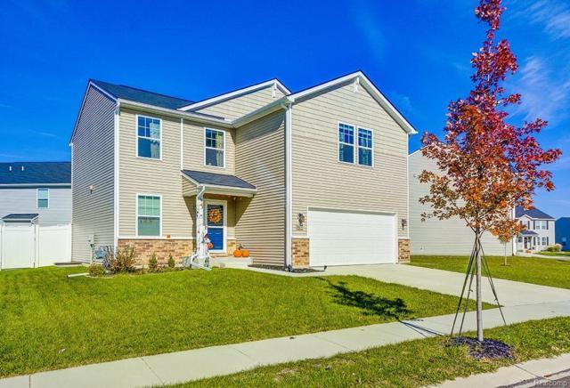 8675 Magnolia Way, Lima Twp, MI 48130 (#543261216) :: Duneske Real Estate Advisors