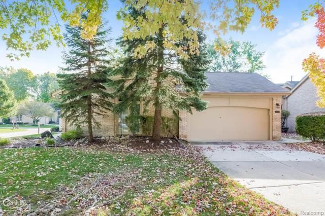 43103 W Kirkwood, Clinton Twp, MI 48038 (#58031363949) :: Keller Williams West Bloomfield