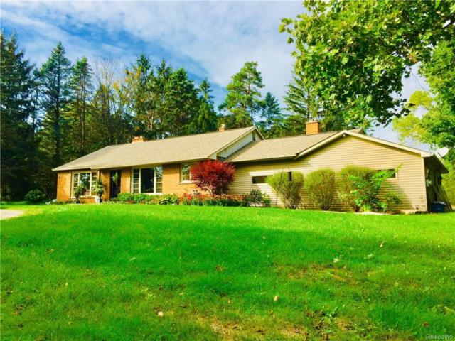 5350 Clarkston Road, Independence Twp, MI 48348 (#218105186) :: RE/MAX Classic