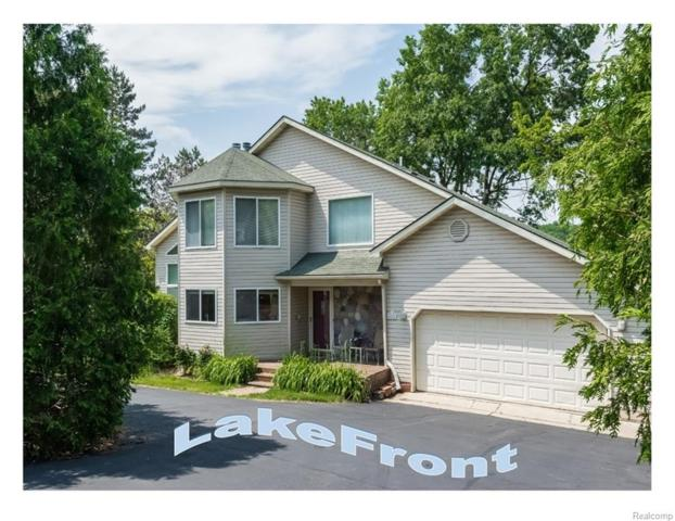 4884 Clarkston Road, Independence Twp, MI 48348 (#218105297) :: RE/MAX Classic