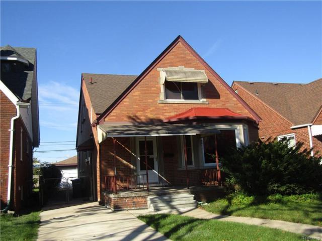7721 Kentucky Street, Dearborn, MI 48126 (#218105398) :: RE/MAX Classic