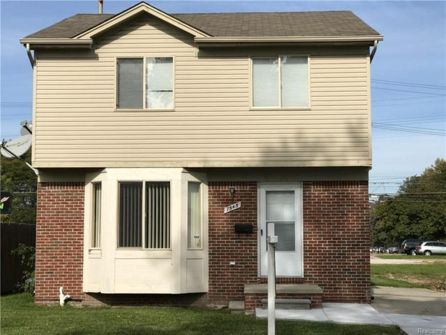 7543 Stanley Avenue, Warren, MI 48092 (#218105424) :: RE/MAX Classic
