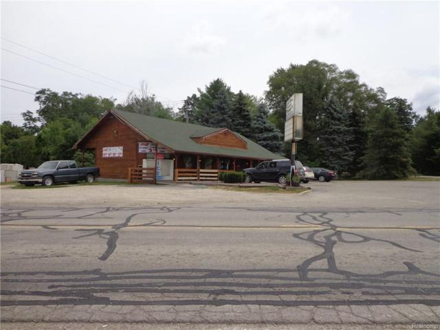 6009 7 MILE ROAD, Salem Twp, MI 48178 (#218105542) :: RE/MAX Nexus
