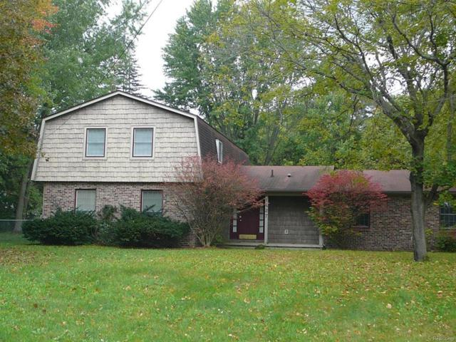 1427 Country View, Flint Twp, MI 48532 (#50100004588) :: RE/MAX Classic
