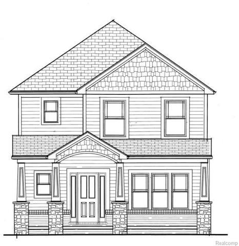 1407 Cherokee Avenue, Royal Oak, MI 48067 (#218105621) :: RE/MAX Classic
