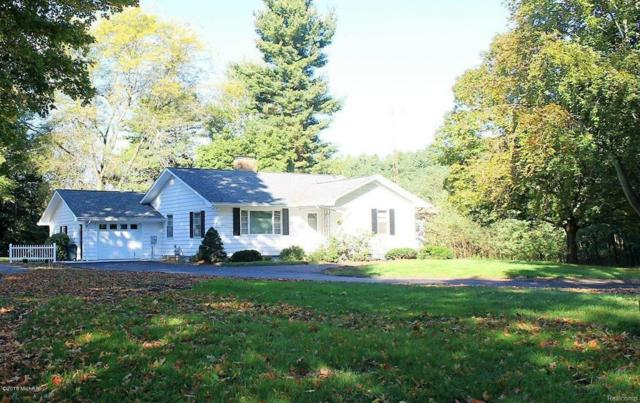 8769 28 MILE RD, Albion Twp, MI 49224 (#53018052841) :: The Mulvihill Group