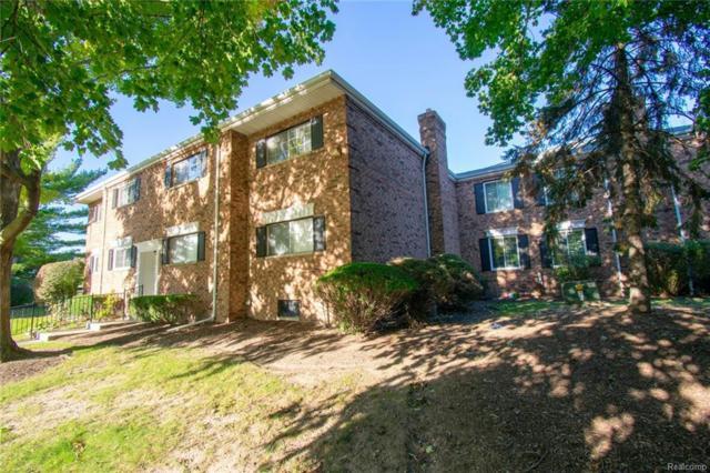 623 E Fox Hills Drive, Bloomfield Twp, MI 48304 (#218105656) :: RE/MAX Classic