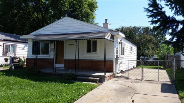 20214 Abrahm Street, Clinton Twp, MI 48035 (#218105812) :: Duneske Real Estate Advisors