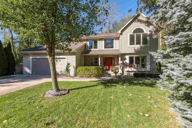 8709 Wilderness Circle, Tittabawassee Twp, MI 48623 (#61031364190) :: Keller Williams West Bloomfield