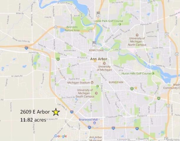 2609 E Arbor Road, Lodi Twp, MI 48103 (#543261302) :: RE/MAX Classic