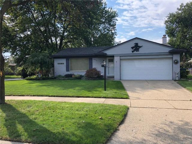 9631 Terry, Plymouth Twp, MI 48170 (#218106246) :: RE/MAX Classic