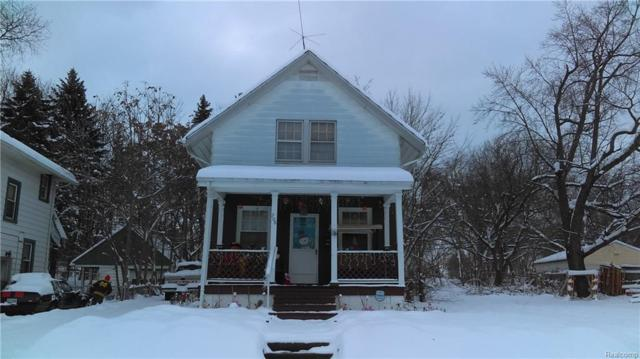 208 E Rundell Street, Pontiac, MI 48342 (#218106405) :: RE/MAX Classic