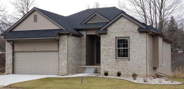 625 Shadow Brooke Lane, Tecumseh City, MI 49286 (#543261332) :: RE/MAX Classic