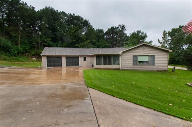 14782 Sharon Hollow Road, Manchester Twp, MI 48158 (#218106575) :: RE/MAX Vision